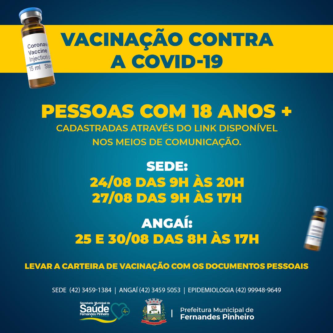 Plano de Vacinação Municipal