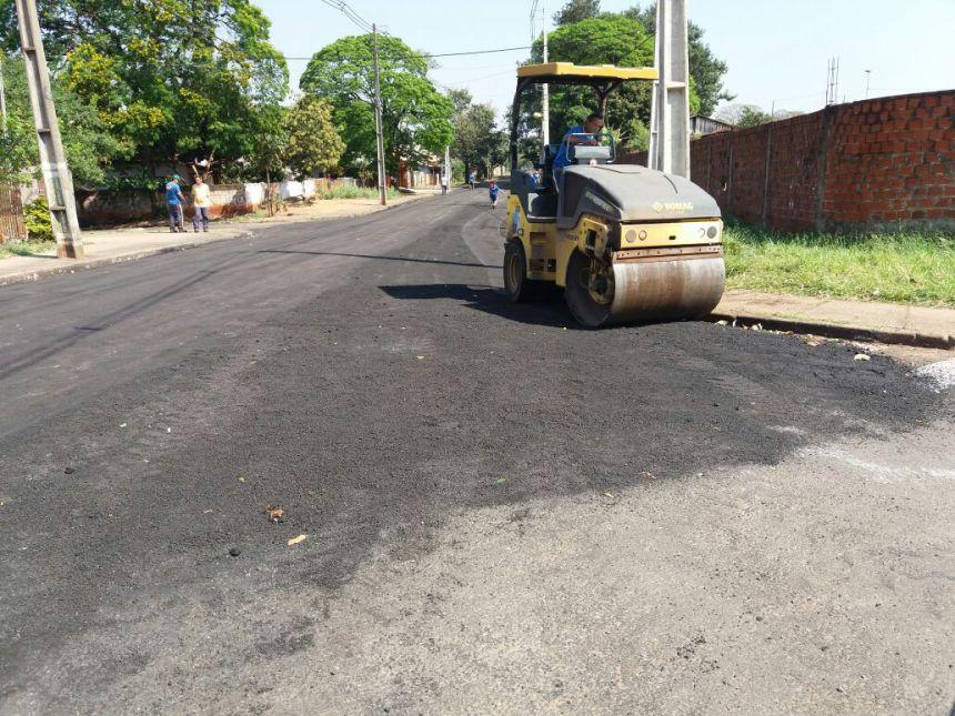 Projeto Reperfilar recupera trecho da Avenida Capitão Telmo Ribeiro