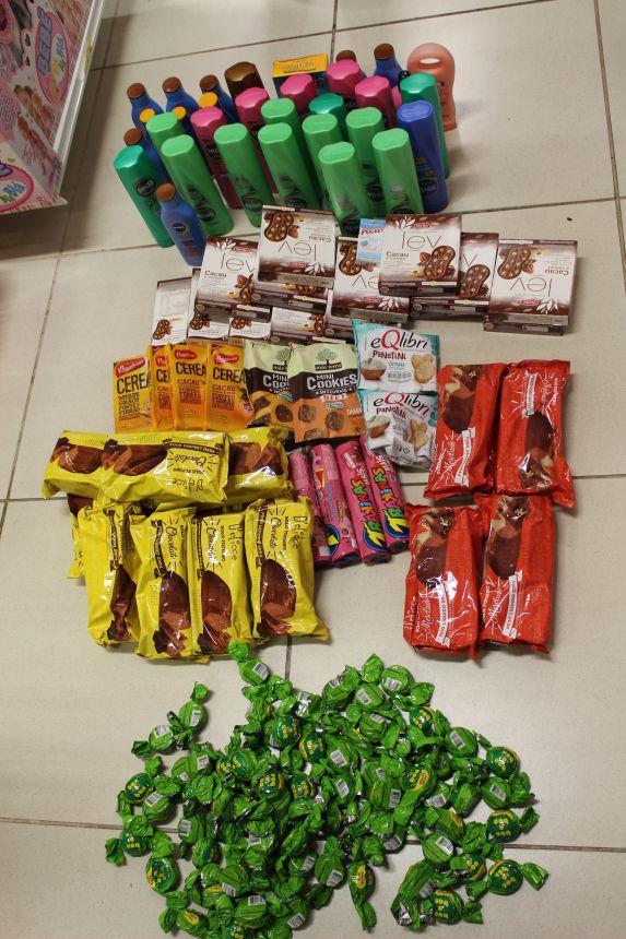 """Operação """"Victus"""" encontrou 144 produtos vencidos em loja do Centro"""