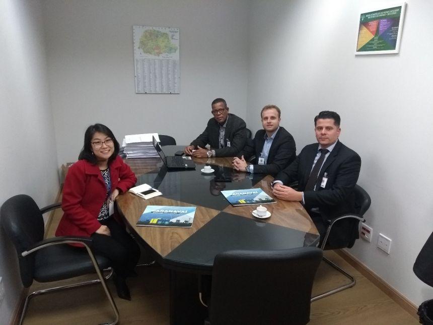 Município estuda parceria com TJ-PR para construção de Usina Solar