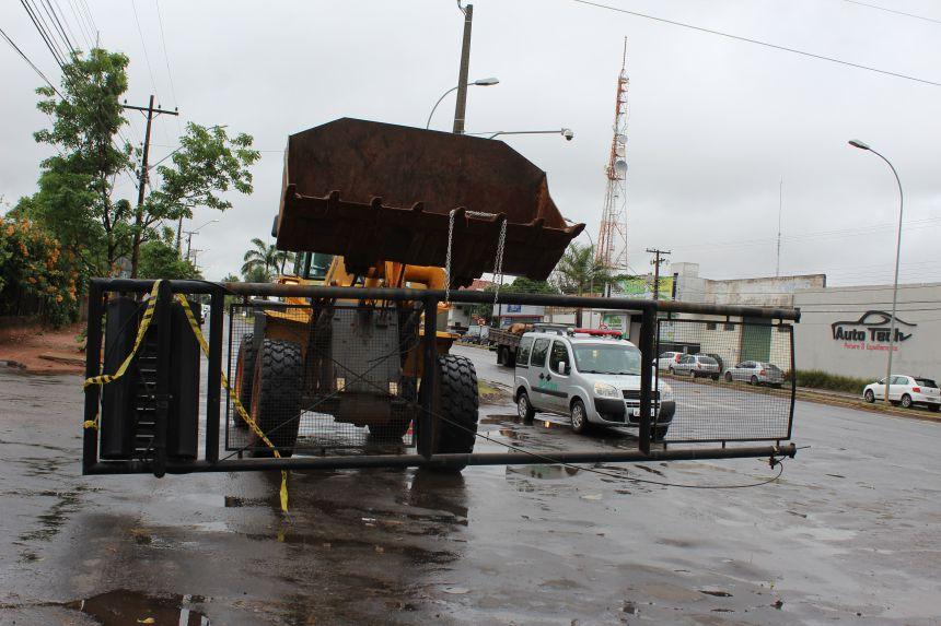 Ventos de 83 km/h provocam estragos em Paranavaí