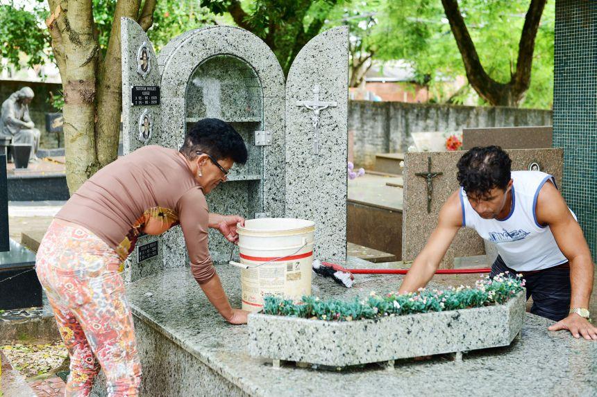 Prazo para reformas de túmulos vai até 27 de outubro