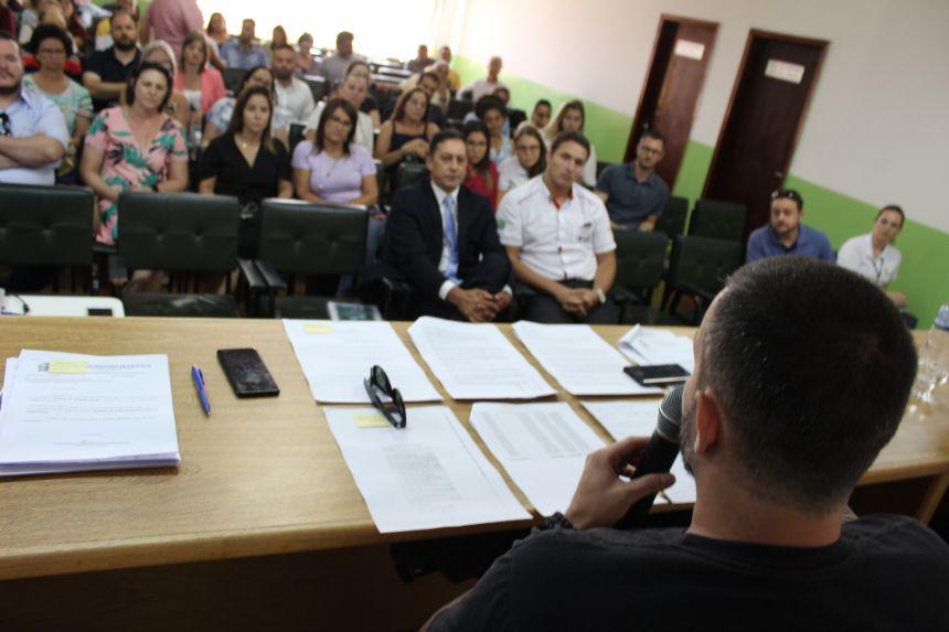 Município quer doar imóvel para a reitoria da Unespar
