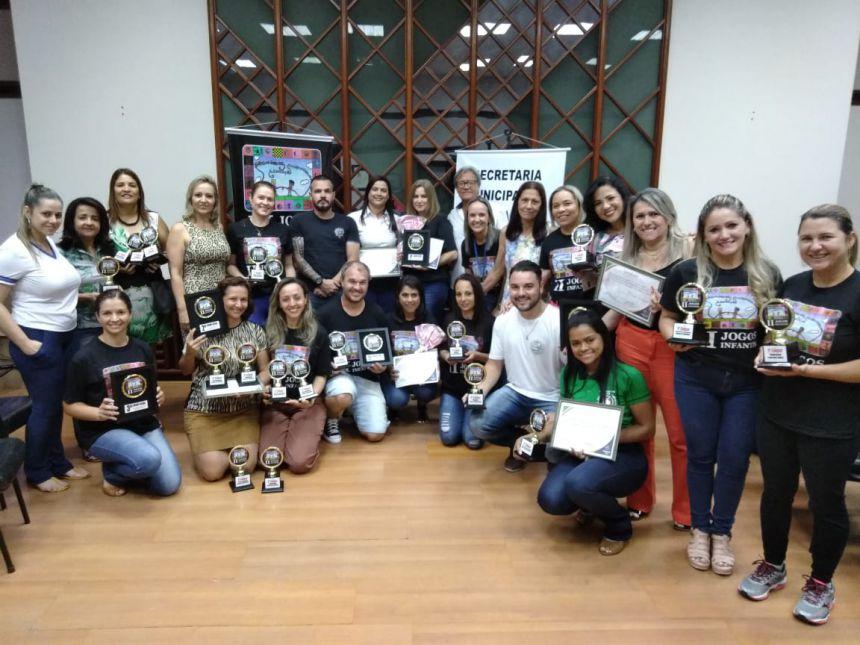 Escola Getúlio Vargas é bicampeã dos Jogos Infantis Compromisso com a Educação