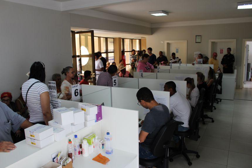 Farmácia Municipal passa a atender em novo prédio a partir de segunda-feira