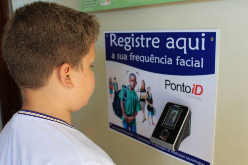 Reconhecimento facial: nova tecnologia nas escolas de Paranavaí