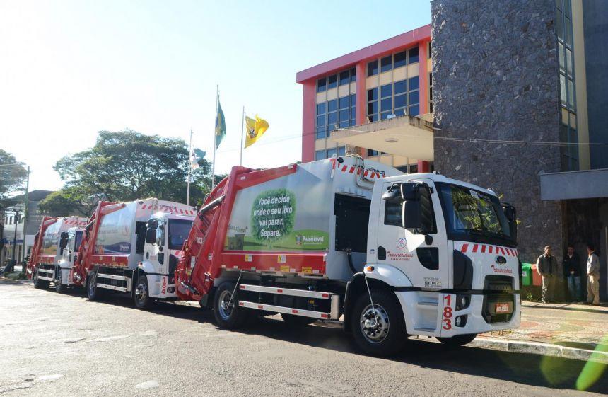 Nota de esclarecimento sobre os serviços de limpeza pública em Paranavaí