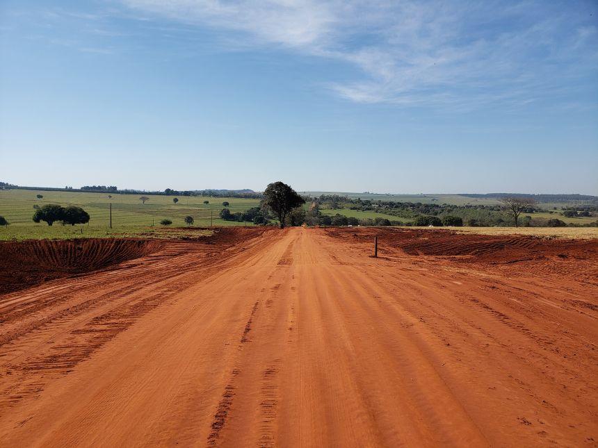 Agricultura paralisa readequações por conta do tempo seco