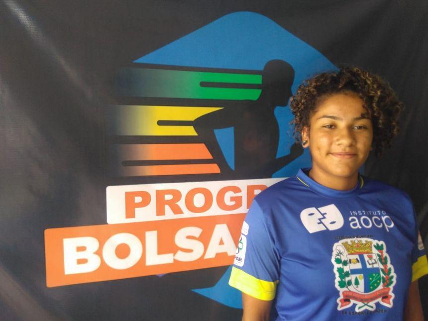 Atletas se classificam para representar município no Campeonato Brasileiro Escolar de Atletismo