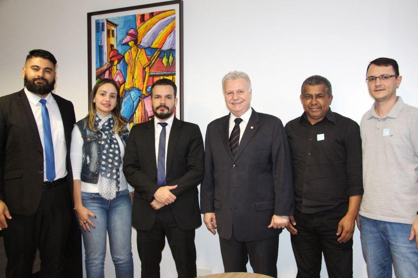 Em Brasília, KIQ consegue mais R$ 700 mil para investimentos