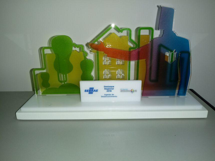 Paranavaí recebe prêmio Destaque Regional do Sebrae-PR