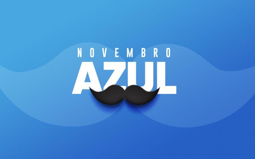 Novembro Azul é o mês de atenção especial à Saúde do Homem
