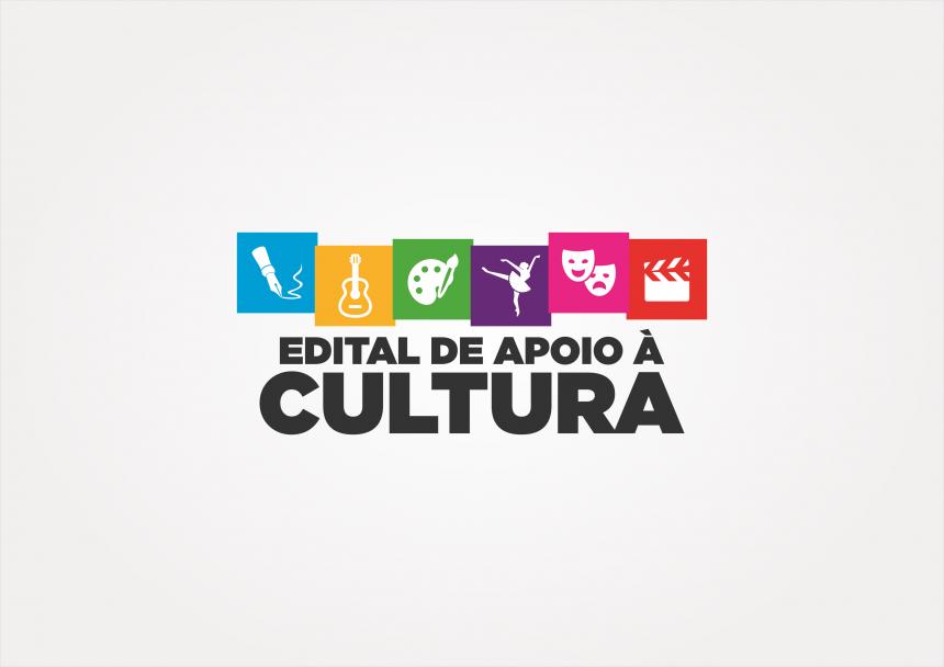 Inscrições para projetos premiados através do Edital de Apoio à Cultura vão até 15 de julho