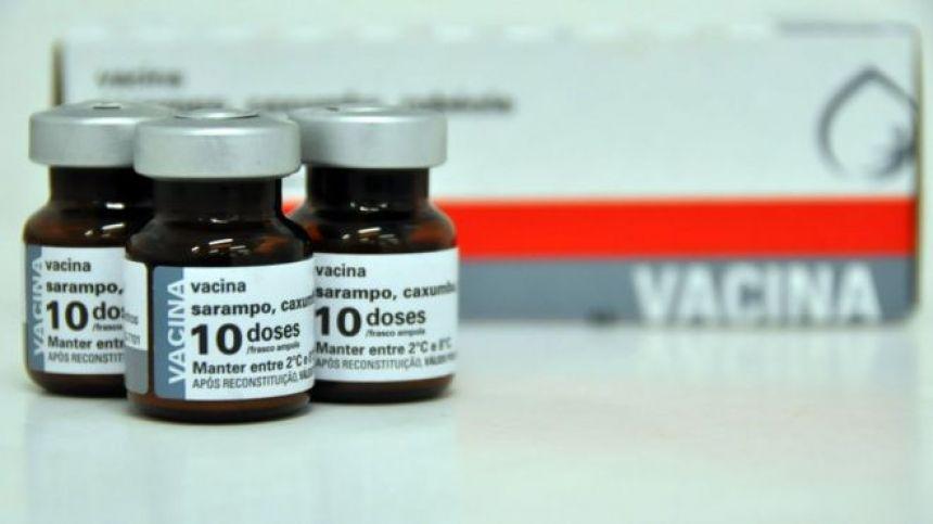 Primeira etapa da Campanha Nacional de Vacinação contra o Sarampo é exclusiva para crianças