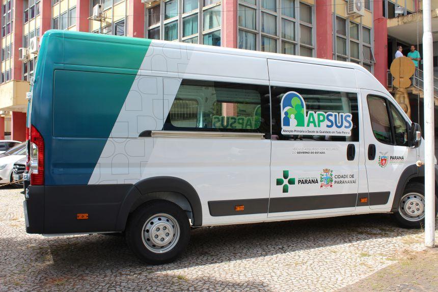 APDE ganha van para transporte de pacientes com câncer