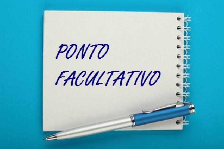 Decreto estabelece pontos facultativos de 2018
