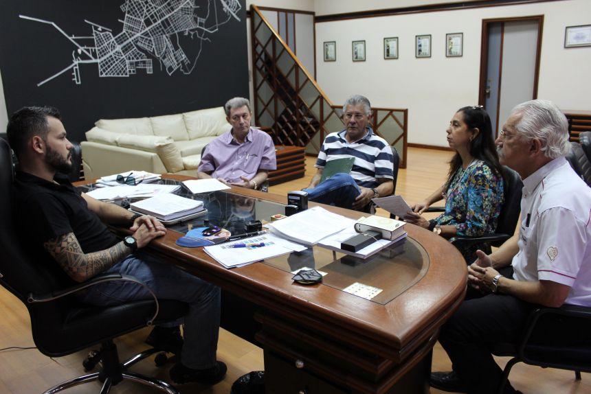 Município apoio proposta de Parque Tecnológico de Agroinovação em Paranavaí