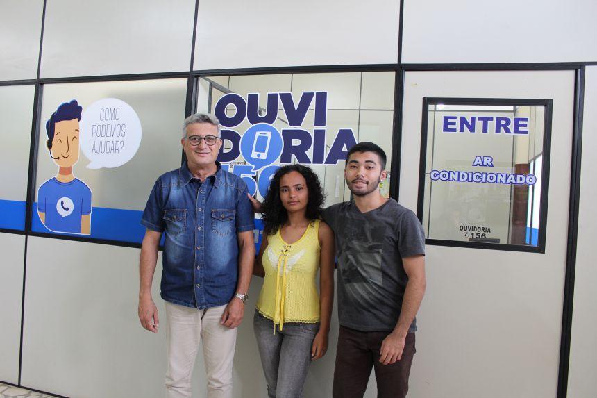 Mais de 90% dos casos repassados à Ouvidoria  foram respondidos