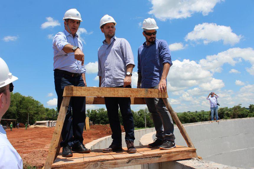 Em Curitiba, KIQ discute renovação do contrato com a Sanepar