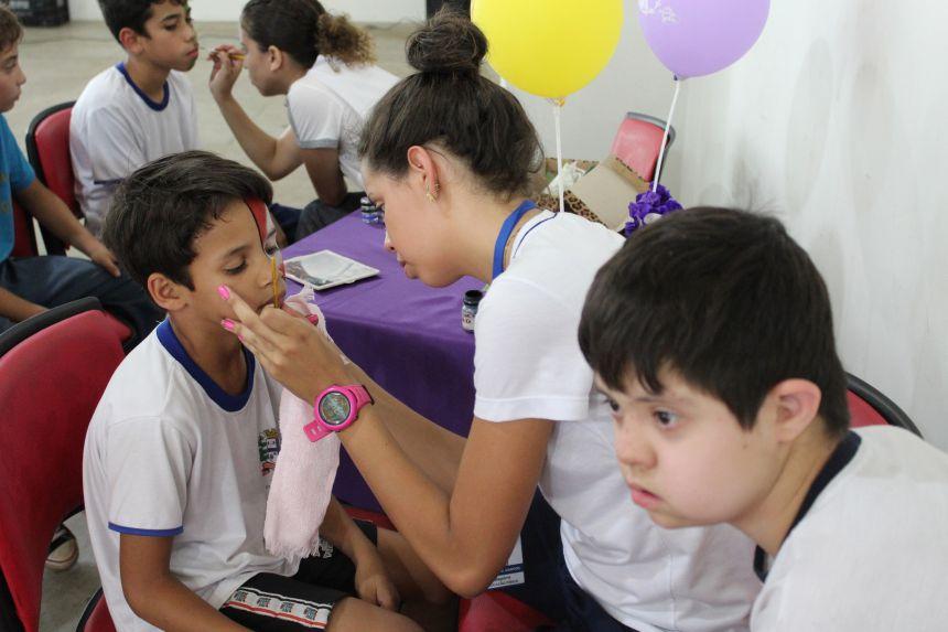 Festa da Educação Especial reuniu mais de 500 crianças