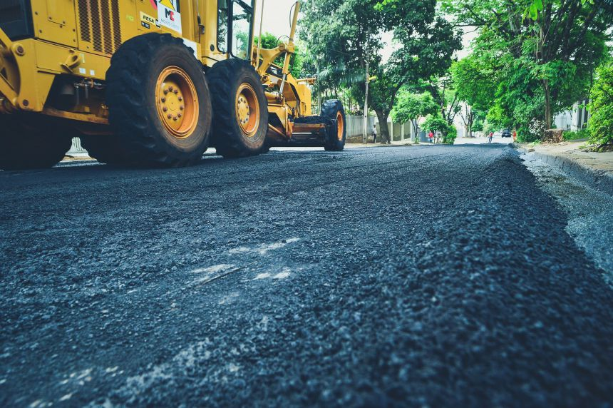 Projeto Reperfilar recupera trecho da Rua Prudentópolis
