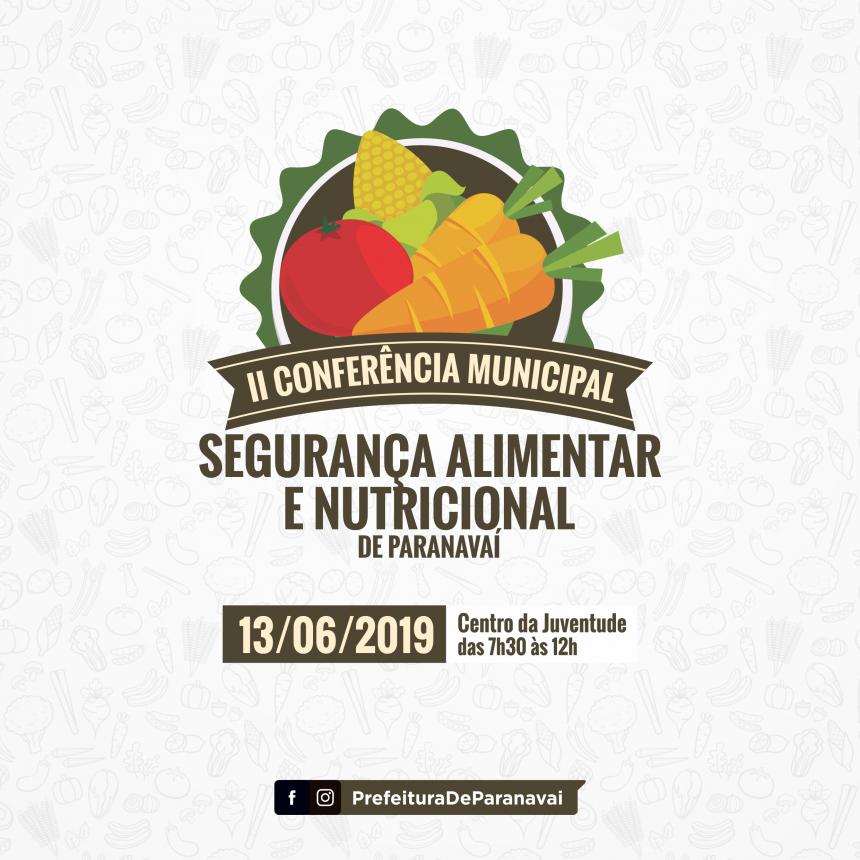 """Conferência de Segurança Alimentar e Nutricional vai discutir """"Comida no Campo e na Cidade"""""""
