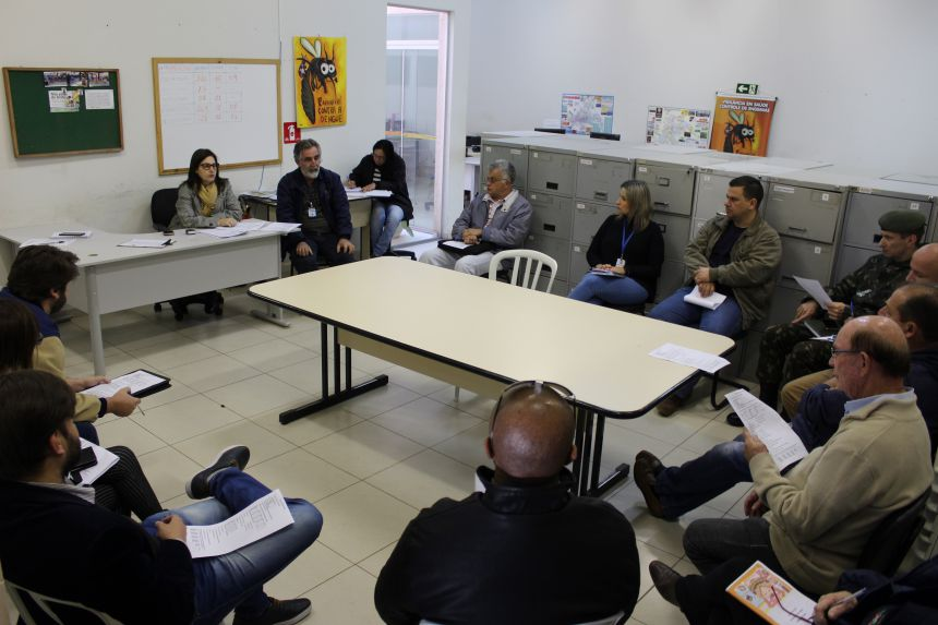 Vigilância avalia resultado do LIRA em reunião do Comitê de Combate à Dengue