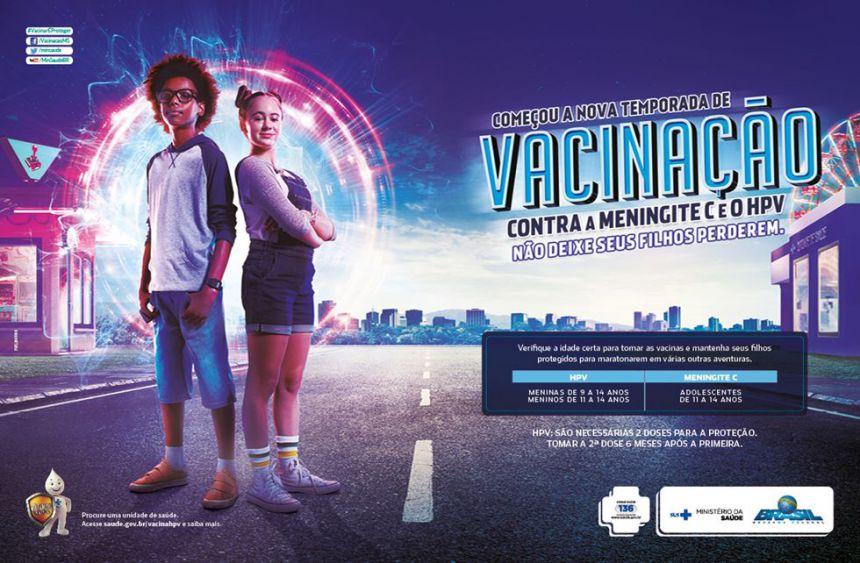 Meninos e meninas devem tomar a 2ª dose da vacina contra o HPV
