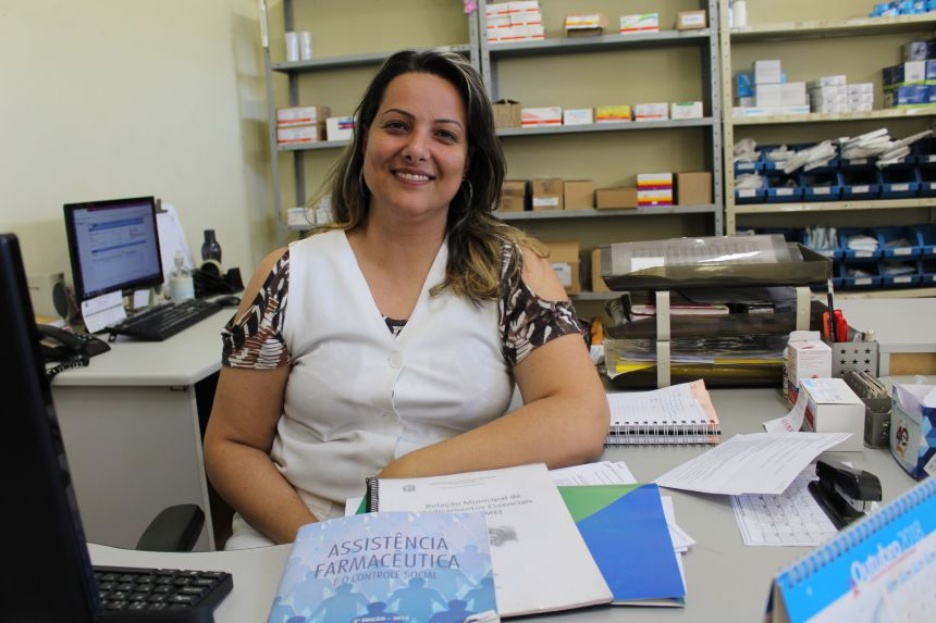 Concurso Público vai dobrar número de farmacêuticos na Prefeitura