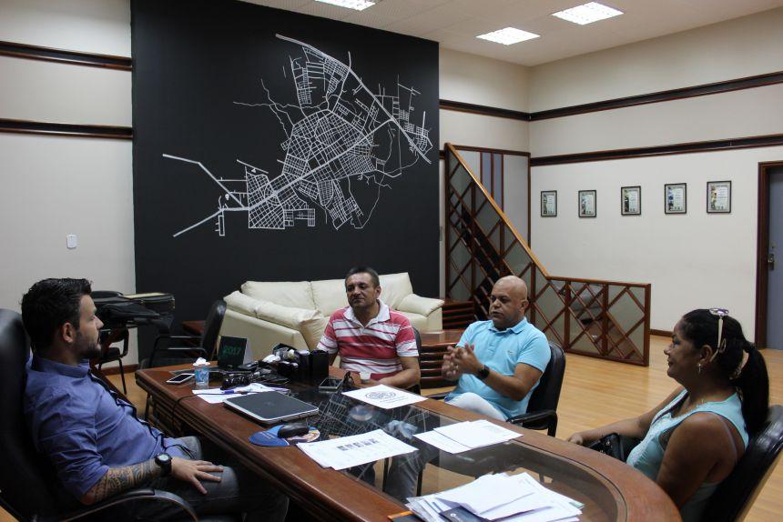 Conselho Deliberativo do ACP pede ajuda da Prefeitura para atração de investimentos