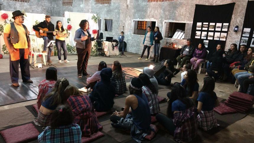 Fundação Cultural está com inscrições abertas para o Sarau Cidade Poesia
