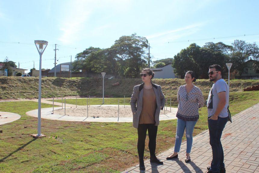 Complexo Esportivo do Jardim Morumbi está com 50% das obras concluídas