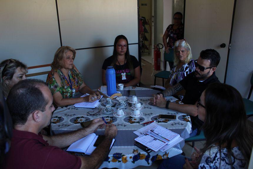 Município estuda melhorias estruturais e apoio ao trabalho prático do Conselho Tutelar