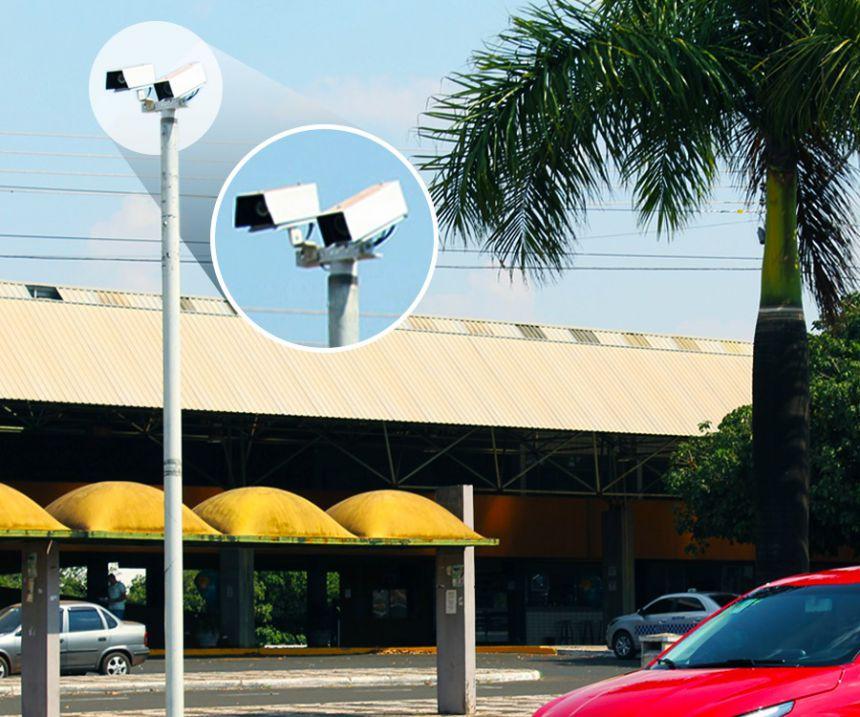 Controladores de avanço de sinal já flagraram mais de 2.100 infrações