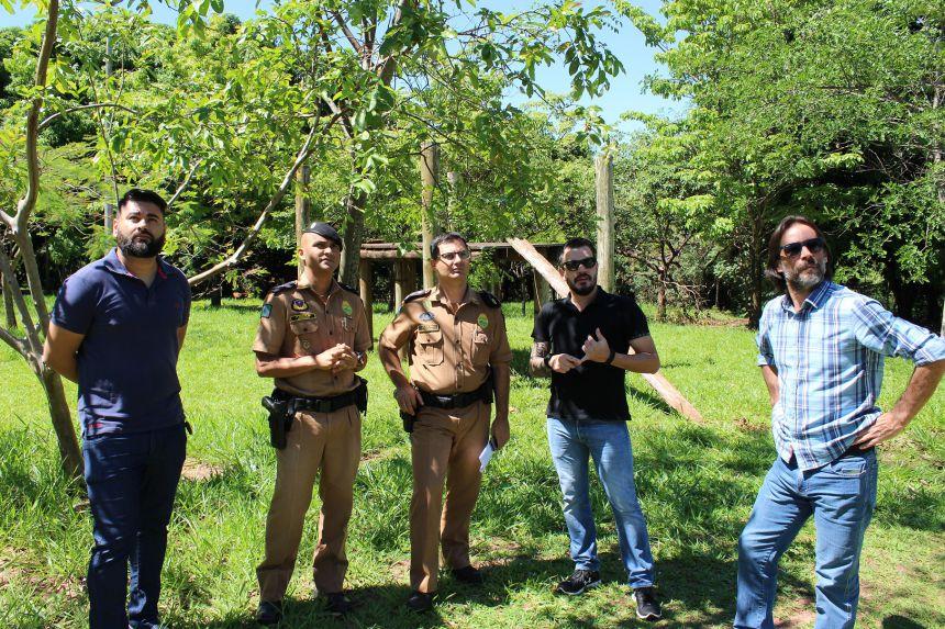 Prefeitura cede espaço para módulo da Polícia Militar no Parque Ouro Branco