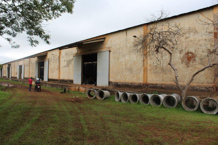 Município acredita que incêndio no prédio do IBC foi intencional