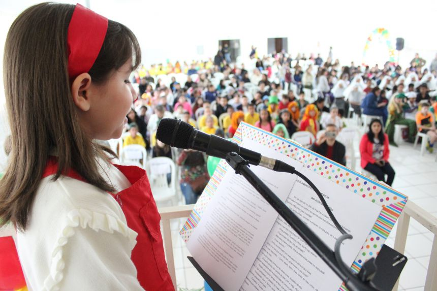 Mais de mil estudantes participam da 21ª edição do Festival Monteiro Lobato