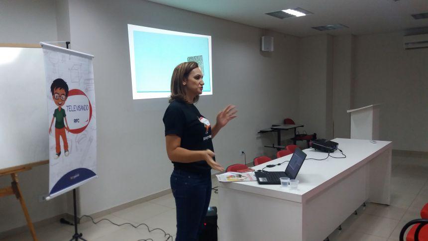 Supervisoras das escolas participam de lançamento do Projeto Televisando 2017