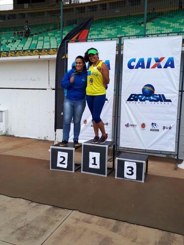 Atletismo conquista 16 medalhas no Campeonato Paranaense Sub-23