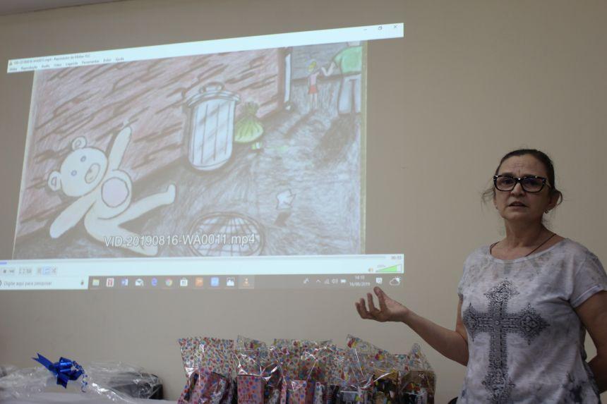 Vencedores do Concurso de Desenho do CMDCA ganham bicicleta, tablets e skate