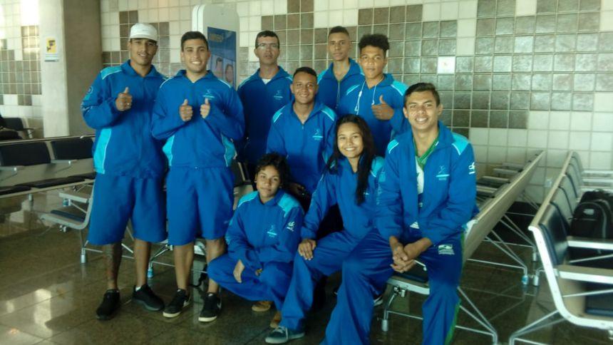 Equipe de Atletismo participa de Campeonato Brasileiro Sub 18 em Recife
