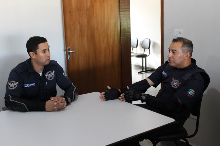 Boa ação da Guarda Municipal repercute nas redes sociais