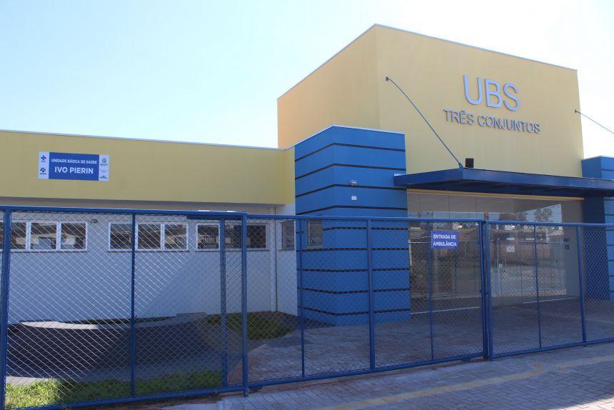 UBS dos três Conjuntos leva nome de pecuarista e empresário que marcou história de Paranavaí