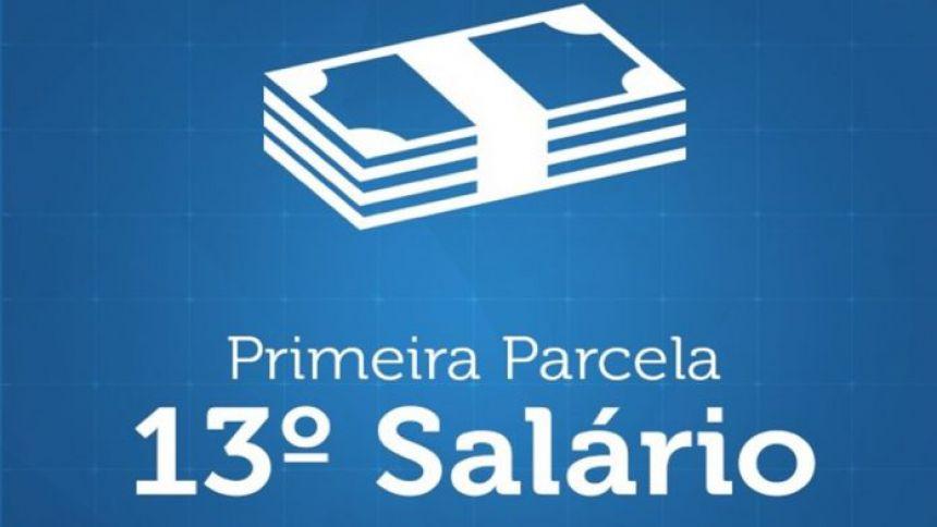 Prefeitura antecipa 50% do 13º salário dos servidores para o dia 13 de julho
