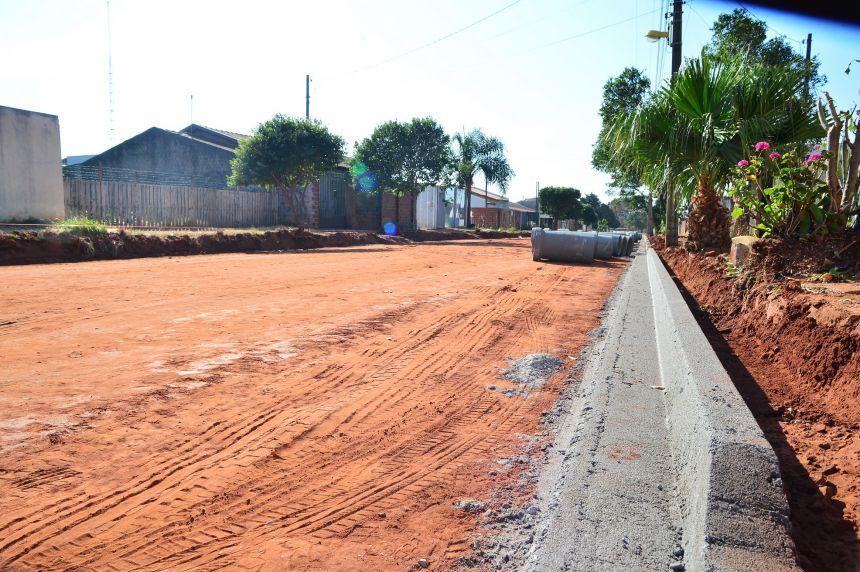 Município investiu quase R$ 30 milhões em infraestrutura este ano