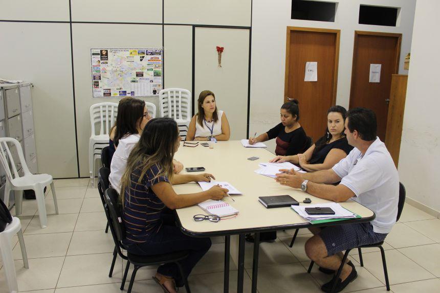 Prefeitura e SPAP se reúnem para conversar sobre nova diretoria
