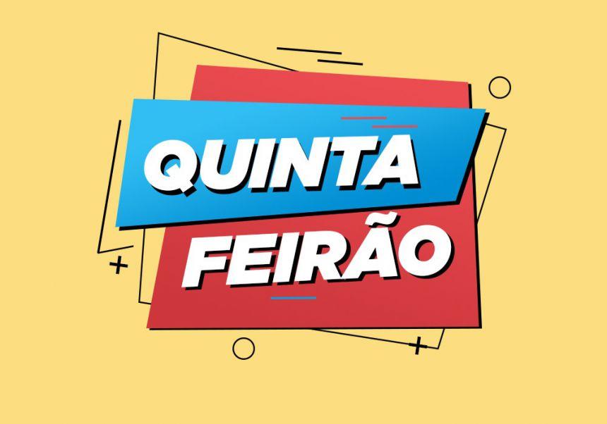 """Esta semana """"Quinta Feirão"""" vai reunir mais produtores"""