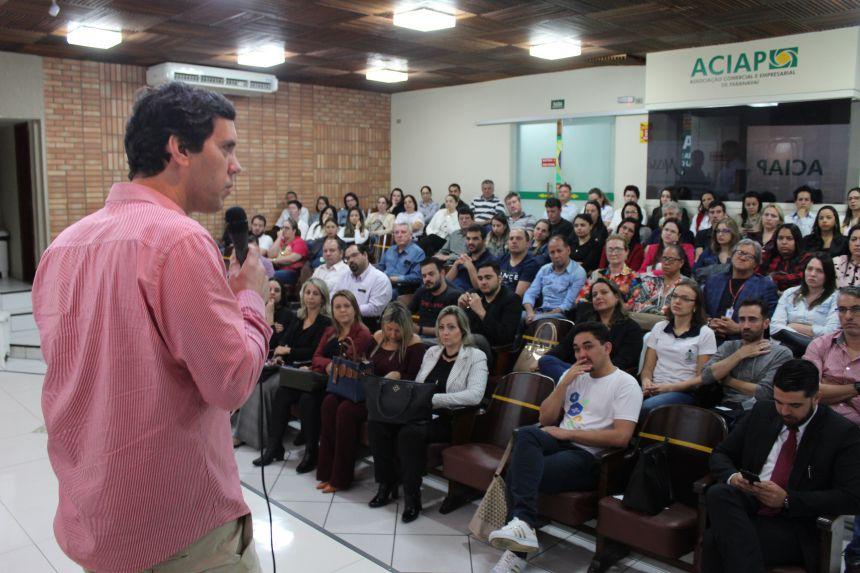 Compra Londrina servirá de base para programa de compras públicas em Paranavaí