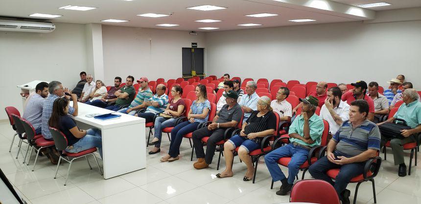 Audiência Pública discutiu readequação da Estrada Velha São João