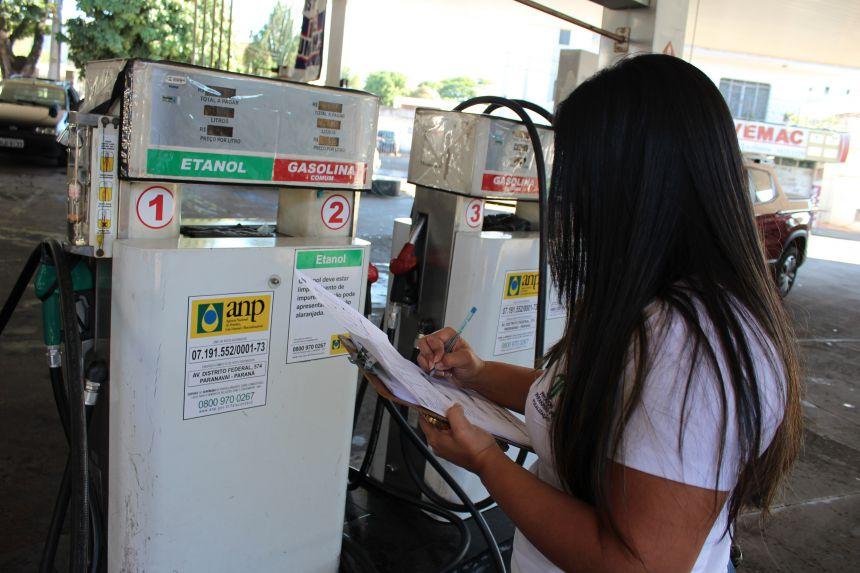 Procon apura possíveis irregularidades em aumento de preços dos combustíveis